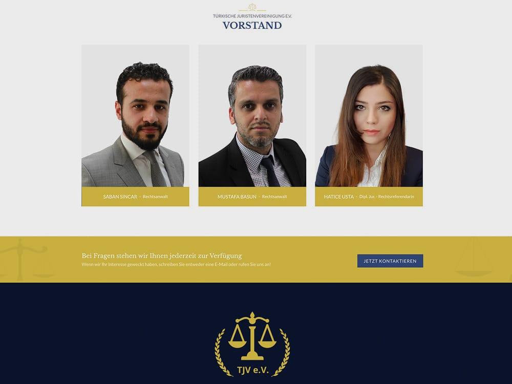 Türkische Juristenvereinigung e.V