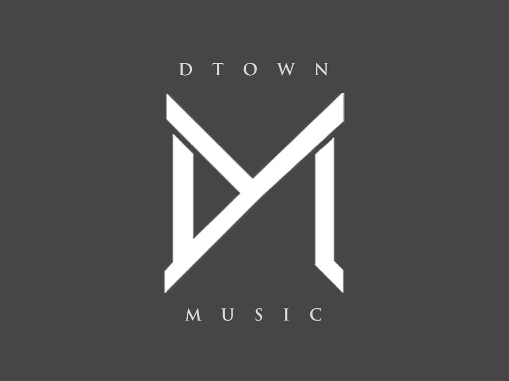 D-Town Music Logo