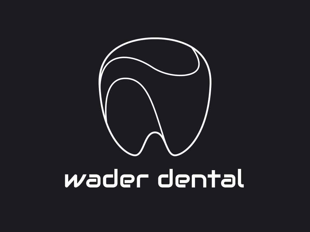 Wader Dental Logo Dark